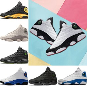 Il Got Game Hommes 13s Chaussures de basket-classe 2003 Hyper Royale Italie Bleu Noir Chat Altitude Discount Sport Baskets Sneakers Taille 41-47
