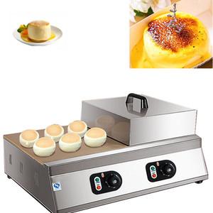 2021 Fabrika doğrudan satışDigital kabarık Japon sufle krep souffler yapımcısı sufle makinesi Tayvanlı sufle gözleme tarifi