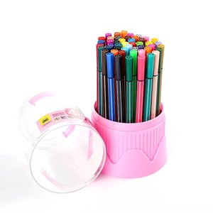 Primary school prize watercolor pen can be washed non-toxic children's barrel painting pen school supplies custom LOGO