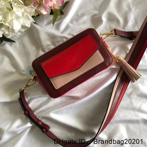 hot Classic ladies handbags American designer crossbody VIP quality detachable leather long strap shoulder bag 1