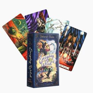 Tous les jours Sorcière cartes de Tarot apporter des réponses aux questions difficiles Lifes Tarot L'expérience de Thats Axé sur le positif bbyJXM homebag