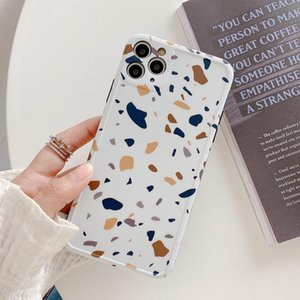 Abstract Graffiti Phone Case For iPhone 11 Pro Max XR XS Max 7 8 Plus X Camera Protection Soft IMD Back Cover Case