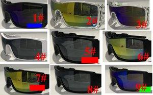Fabrika 39% Off Erkekler Kadınlar Spor Güneş Gözlüğü Bisiklet Gözlük Bisiklet Bisikletler Spor Gözlük PC Gözlük Sürme Güneş Gözlüğü 9 Renkler 10 adet