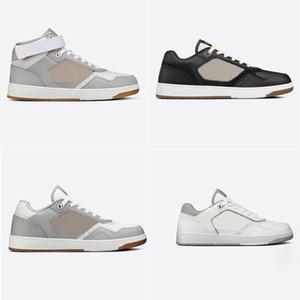 Высокое Качество B27 Наклонные кроссовки Печать Письмо Высокая Нижняя Модная Обувь 3D Отражающие Натуральные Кожаные Мужчины Женщины Тельфскин Обувь