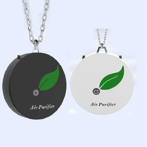 -Air очиститель бытового отрицательного иона очиститель воздуха, портативное ожерелье, для взрослых и детей1