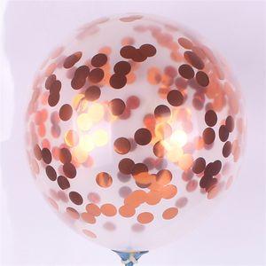متعدد أنواع الترتر شفافة بالون 12 بوصة عيد الحب هالوين عيد الميلاد التخرج حزب الديكور الهواء بالون 0 19TT L2
