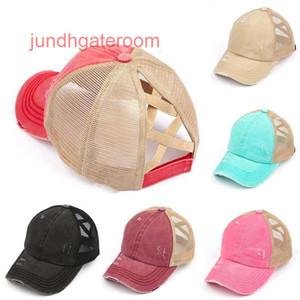 Hanxi Women Criss Horse racing Cross Baseball Cap 2020 New arrival Hat Caps Outside Sport Hip Hop Snapback Clothing Neighbor