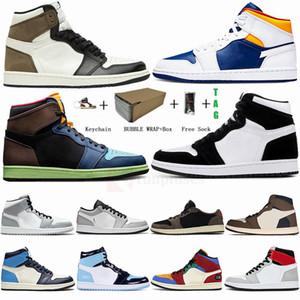 Nike Air Jordan Retro Mit Box Spielplatz 13 13s Phantom Jumpman Herren-Basketball-Schuhe Flint grün CNY Insel Bred Außen Turnschuhe XIII 5s Flügel Ostern Trainers