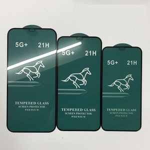 25PCS 21h swift horse tempered glass screen protector Samsung Galaxy A5 A6 A7 A8 2018 A9 J2 CORE 2020 J4 J6 J8 2018 J2 PRO free shipping