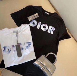 2020 новой бренд роскошь дизайнер футболки Тайгер голова для мужской футболки женщин майки мужской одежды дышащей одежды Tiger DIOR Tshirt