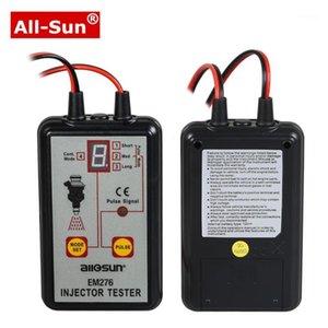 All-Sun Professional EM276 인젝터 테스터 4 플러스 모드 강력한 연료 시스템 스캔 툴 1