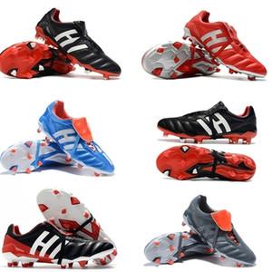 mens futbol ayakkabıları moda Predator 20+ Mutator Mania Tormentor FG futbol krampon Predator 20 futbol ayakkabıları botas Boyut 6,5-11