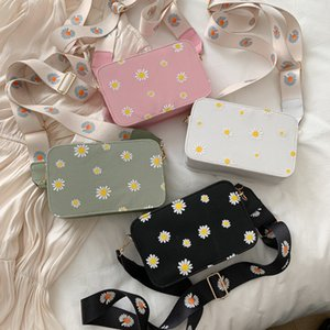 Summer Small Fresh Bag Women 2020 Popular New Trendy Wild One Shoulder Messenger Fashion Chain Bag