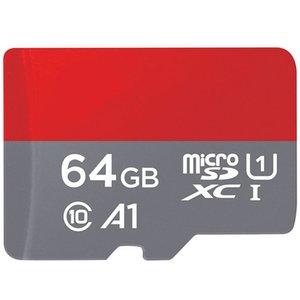 DHL shipping 16GB 32GB 64GB 128GB 256GB SDK micro sd card  PC TF card C10 Car recorder memory card camera SDXC storage card 100MB S