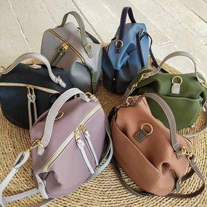 Vento Marea Crossbody Сумки женские сумки Роскошная марка Женщины сумка плеча в мягкой кожи ретро HoBo Кошельки 201014