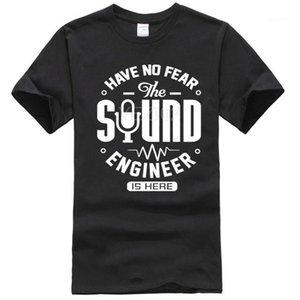 Sound Angst T-Shirt-Shirt Kein Ingenieur hat Ingenieur Audio T-Shirt1 MKWPT