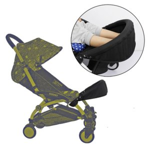 Baby Stroller Extension Footrest 32cm Strollers Accesssories Footboard With Hand Rail Fit Yoya Yoyo Vovo Footmuff For 0-6Y Kids 201021
