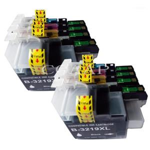Cartucho de tinta LC3219 LC3219XL compatível para o irmão MFC-J5330DW J5335DW J5730DW J5930DW J6530DW J6935DW LC3217 LC3217XL1