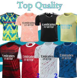 AR soccer jersey 20 21 NICOLAS Walcott CEBALLOS HENRY GUENDOUZI SOKRATIS MAITLAND-NILES MAVROPANOS 2019 2020 2021 football shirt Men jersey