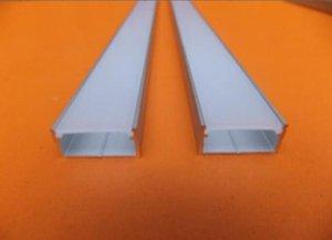 무료 배송 최근 슬림지도 프로필 / LED 스트립 알루미늄 채널 / LED 알루미늄 채널