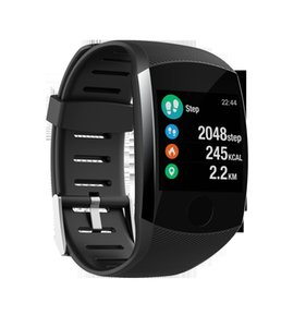 1.3 inch TFT mobile phone Internet touch screen positioning sport bracelet heart rate wristband Q11 smart watch