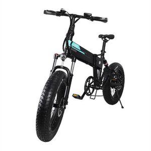 [Direct de la UE] FIIDO M1 D4S 36V 12.5AH 250W 20 pulgadas Bicicleta eléctrica de ciclomotor plegable plegable 24km / h Top Speed 80km Milease Bicicleta eléctrica E-Bike 2022