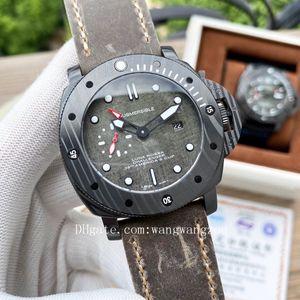 2020 высокое качество РАМ мужчины часы Joker Firenze 1860 Наручные часы Luminor Погружные инструменты выживания мужские часы D0047