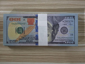 Children Toy Best Quality Prop 001 New Movie Dollar 100 Fake Party Money Banknote Gift Currency Vqhbl