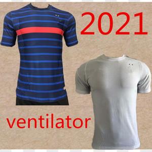 2020 2021 Griezmann MBAPPE Майо-де-футовый Франция футбол Джерси Канте Pogba FEKIR PAVARD футбол рубашка 20 21 ZIDANE