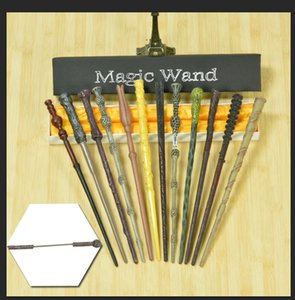High Quality Magic Wand Cosplay Pottered Hermione Dumbledore Magic Trick Lord Kids Stick Toys Cosplay Christmas Gift