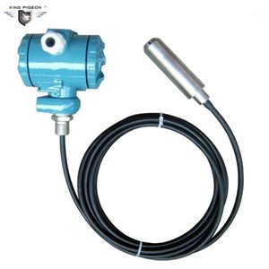 4-20mA Seviye Verici Elektrik Daldırma Hidrostatik Sıvı Seviye Sensörü Alet / Yatırım Tipi Kontrol WLI1001
