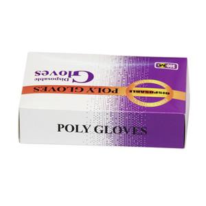 Disposable PE gloves 500 pcs box