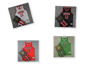 Slam Dunk Shohoku High School No.11 Rukawa Kaede Cosplay Vest Basketball Jersey