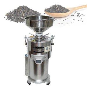 Verkaufen Kleine Erdnussbutter Sesam Butter Soja Milk Maschine Nussmühle1