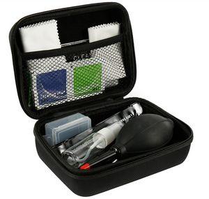 46pcs Camera Cleaner Kit Lens Digital Camera Sensor Cleaning Kit for Sony Fujifilm Nikon Canon DV Cameras Clean Set