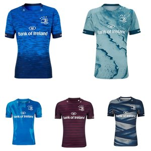 2020 2021 Leinster camisa de rugby casa longe ALTERNATIVAS melhor tamanho EUROPEIA qualidade LEINSTER irlandês camisa de rugby clube S-3XL