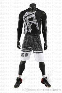 2019 heißer Verkauf Top Qualität Schnelltrocknende Farbe Matching Drucke nicht verblasst Basketball Jerseys6549155661546534343
