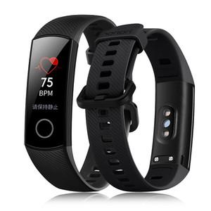 Original Huawei Honor Band 4 NFC Smart Armband Herzfrequenz Monitor Smart Watch Sport Tracker Gesundheit Smart Armbanduhr für Android iPhone IOS