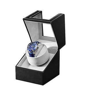 Watch Winder for automatic watches High Quality Motor Shaker Watch Winder Holder Automatic Mechanical Watch Winding Box LJ201124