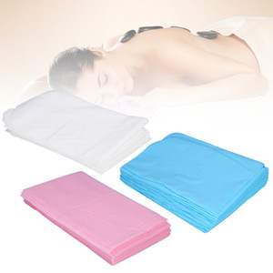 New 80 x 180cm Waterproof Disposable SPA Bedsheet Non-Woven Beauty Salon Massage Bedsheets Table Cover Travel Medical Use