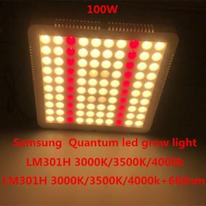 Фито лампа для растений Samsung Lm301H 3000K 3500K 4000K 660nm Quantum Led Grow огни в палатке расти в помещении
