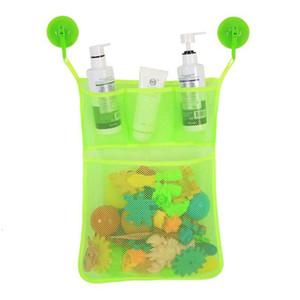 Tidy Toys Baby Kids Bath Tub Toy Storage Suction Cup Bag Mesh Bathroom Net Organiser ISEK