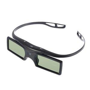 Gonbes G15 -Dlp Bt Bluetooth 3d Active Shutter Glasses Para Samsung / Para Panasonic Para Sony 3DTVs Universal TV 3D Glasses mais novo