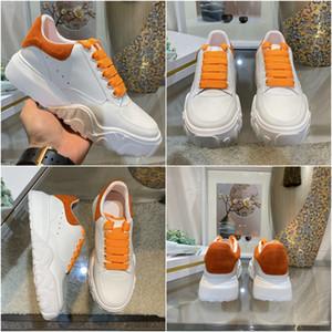 Partido sapatos de plataforma instrutor tribunal Reflective Balck branco Velvet Chaussures Branco arco-íris designer de multi-cor de couro Homens Mulheres Sneakers