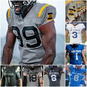 2020 nouveau Jersey de football de football non personnalisé NCAA College Austin Coupe Donald Hammond III Kadin Remsberg Birdow Jackson Sanders Waters FIFITA Meeks