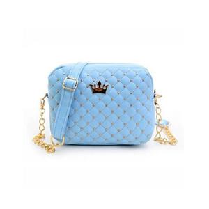 HBP без бренда звезда женская сумка мода корона по всему миру тренд заклепка маленькая квадратная сумка повседневная универсальная женская сумка за один плечо ко мне
