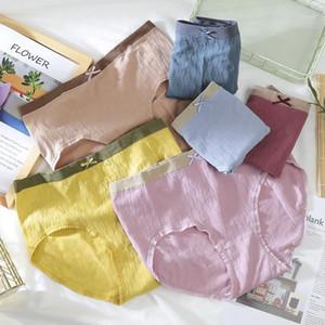 CHRLEISURE Large size Underwear Girl Briefs Sexy Lingeries Women Panties Underpants Seamless Comfortable For Women1