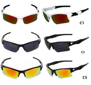 5pairs / lotto Fabbrica Discount- 2020 occhiali da sole Hot Glasses classica all'aperto Sport per gli uomini donne Sunglass Google Hot Beach Occhiali.