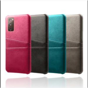 Caso para Samsung Galaxy S20fe Capa de Telefone Móvel Dual Capa Móvel Capa de Capa de Capa Protetora
