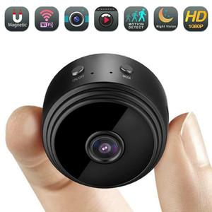 10pcs 무료 배송 실내 미니 스파이 카메라 무선 와이파이 IP 홈 보안 캠 HD 1080P 비디오 DVR